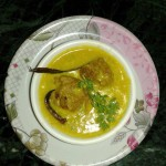 Besan Kadhi in Hindi