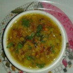 Lauki Chana Dal Recipe in Hindi