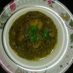 Aloo Palak Recipe in Hindi