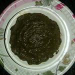 Chane Ka Saag Recipe