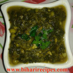Bathua Saag Recipe in Hindi