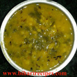 Palak Dal Recipe in Hindi