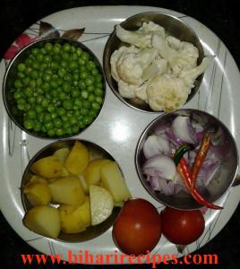 phool gobhi ki sabzi recipe in hindi-Bihari Recipes