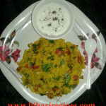 Simple Veg Rice Recipe