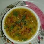 Lauki Chana Dal Recipe in Hindi