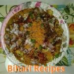 Dahi Vada Chola Pakauda Bihari Recipes