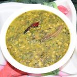Bathua Saag Dal Recipe in Hindi