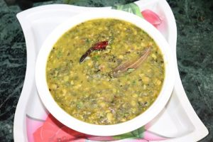 Bathua Dal Recipe
