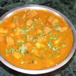 Bihari Soyabean Ki Sabji