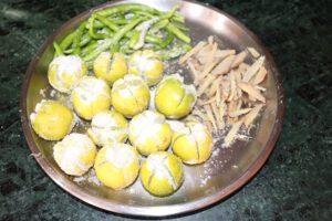 Nimbu Ka Achar Recipe