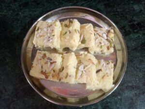 Kalakand Recipe in Hindi