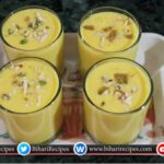 Mango Shake Recipe with Step by Step