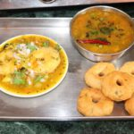 Sambhar Vada Recipe